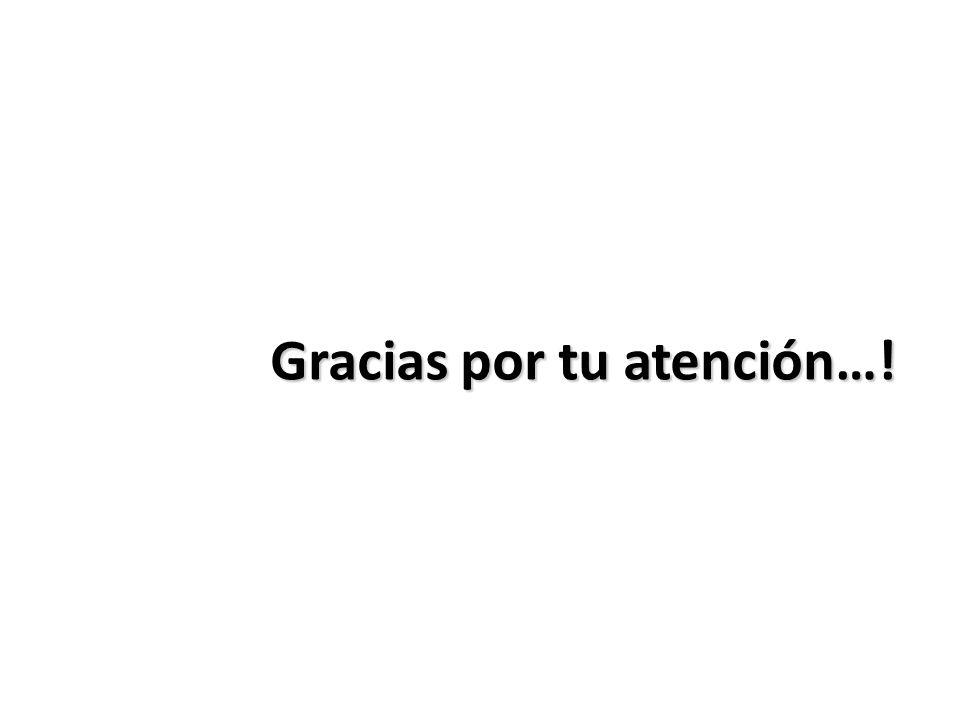 Gracias por tu atención…!