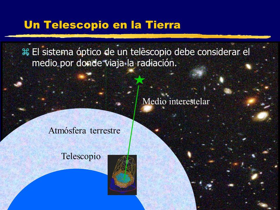 Un Telescopio en la Tierra