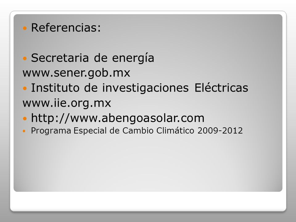 Instituto de investigaciones Eléctricas www.iie.org.mx