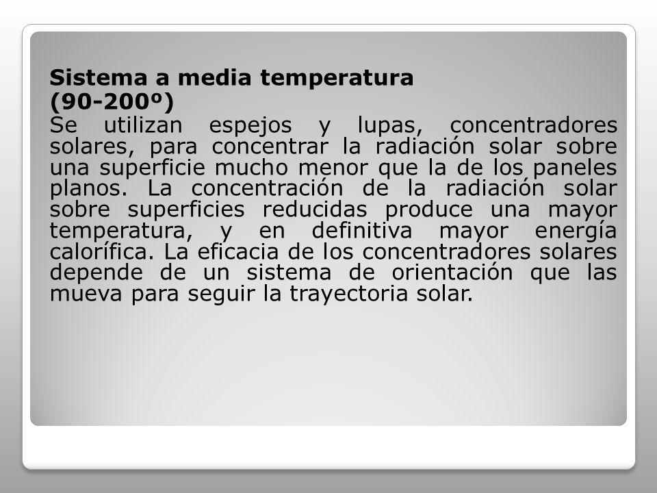 Sistema a media temperatura