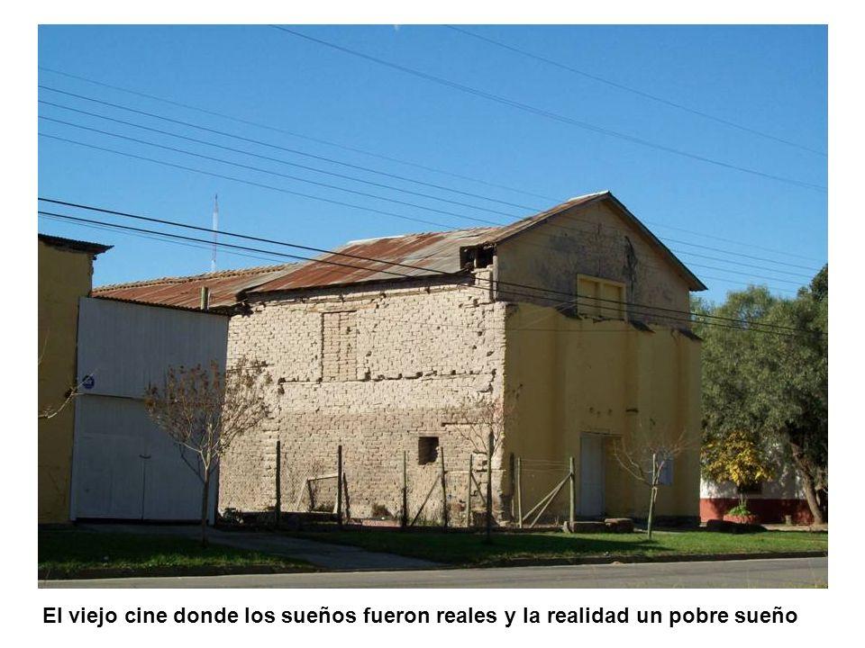 El viejo cine donde los sueños fueron reales y la realidad un pobre sueño