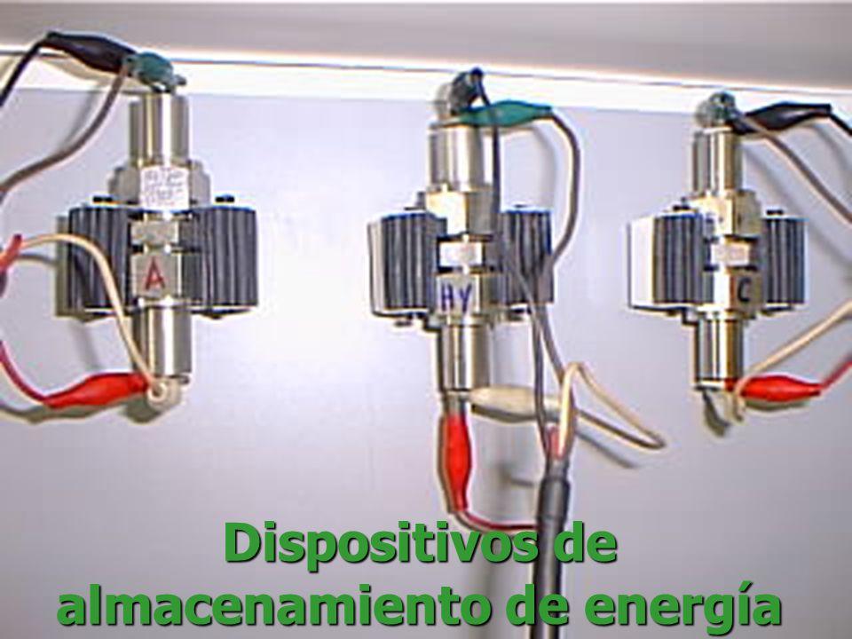 Dispositivos de almacenamiento de energía
