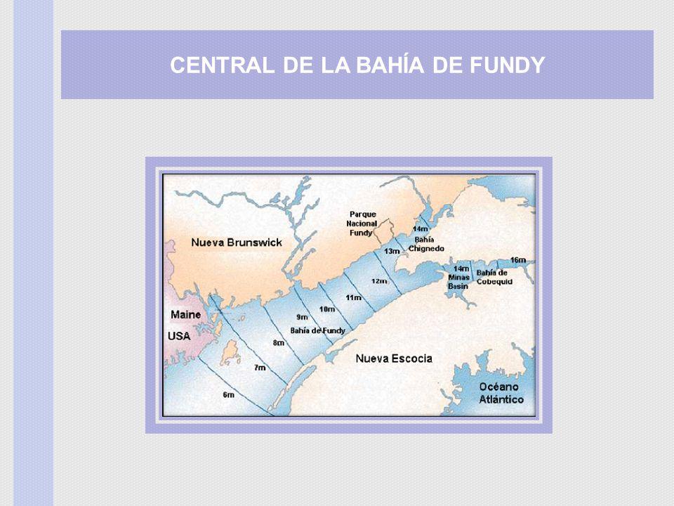 CENTRAL DE LA BAHÍA DE FUNDY