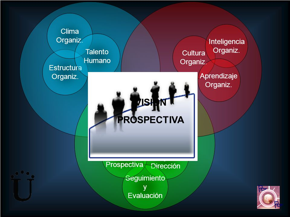 ORGANIZACIÓN Necesidades Recursos y UNIVERSITARIA de formación,