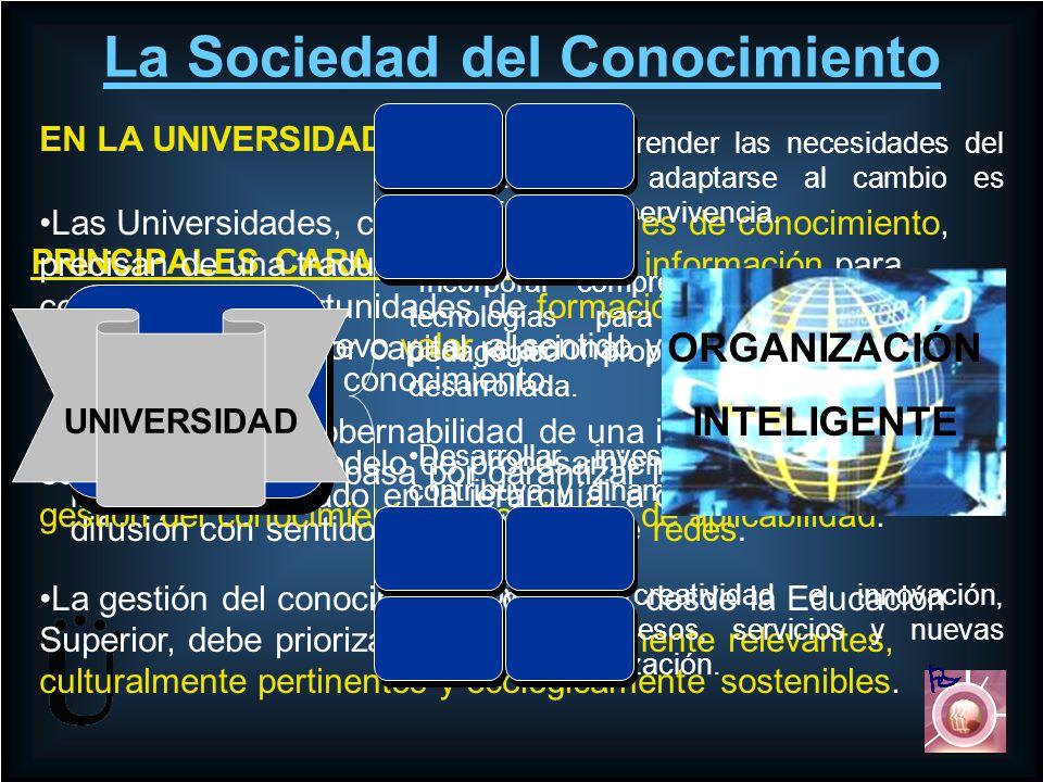 La Sociedad del Conocimiento