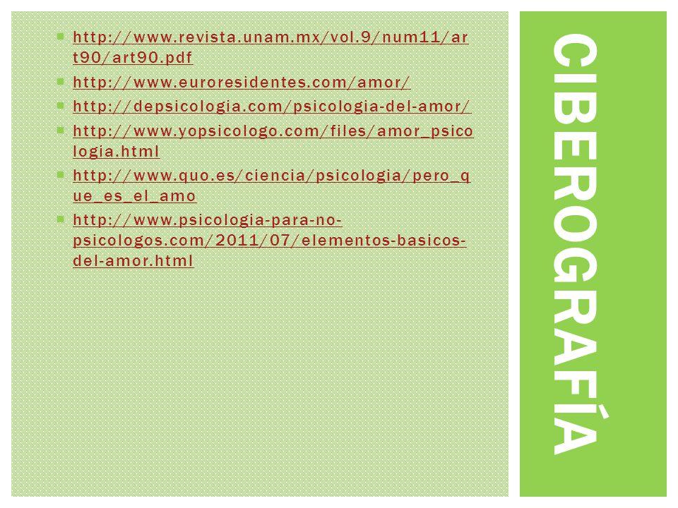 CIBEROGRAFÍA http://www.revista.unam.mx/vol.9/num11/art90/art90.pdf