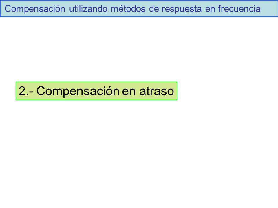 2.- Compensación en atraso