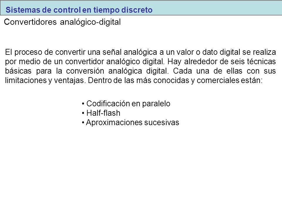 Convertidores analógico-digital