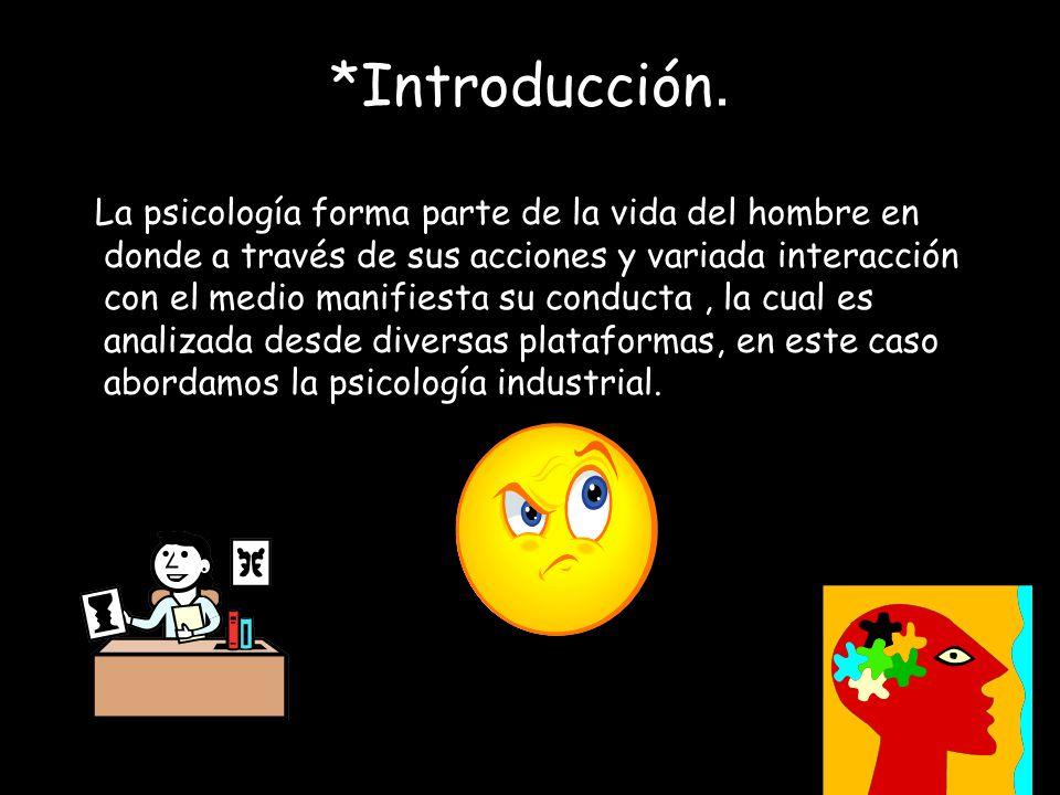 *Introducción.