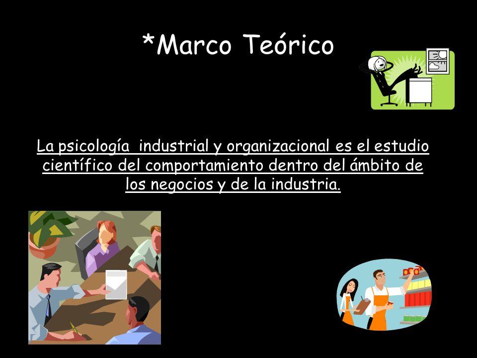 *Marco Teórico