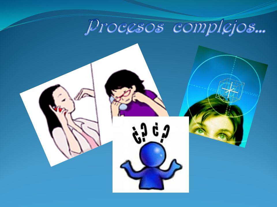 Procesos complejos…