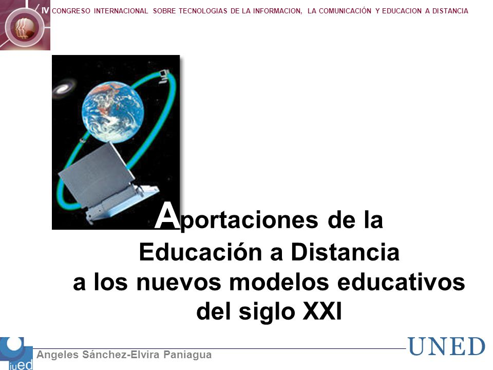 a los nuevos modelos educativos