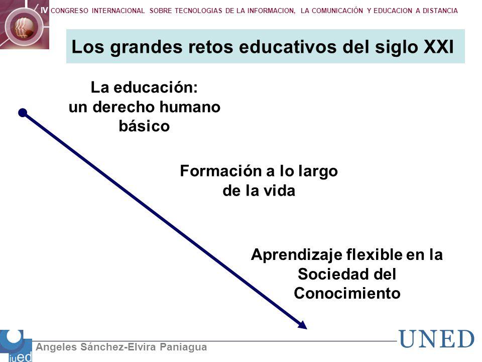 Los grandes retos educativos del siglo XXI