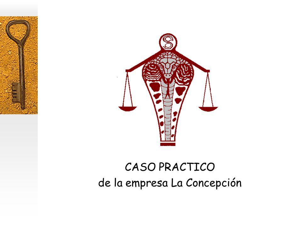 de la empresa La Concepción