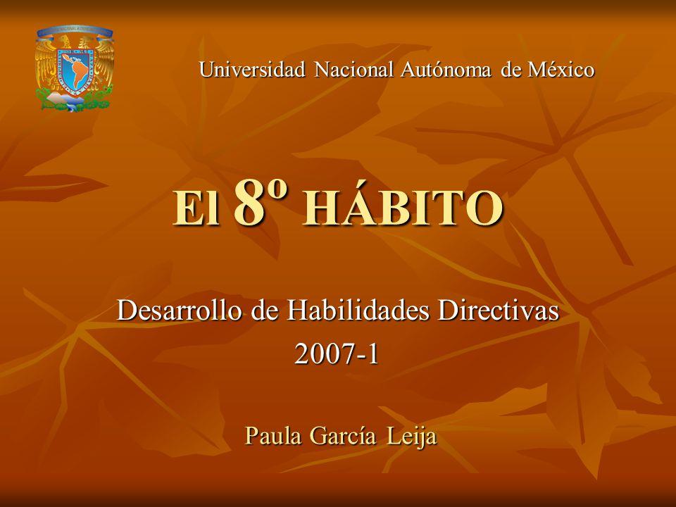 Desarrollo de Habilidades Directivas 2007-1