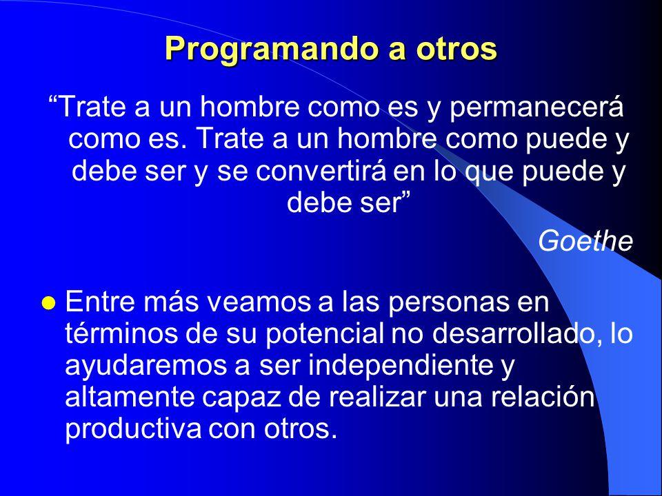 Programando a otros