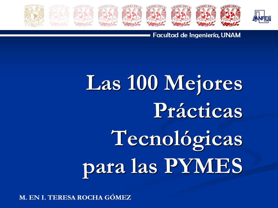Las 100 Mejores Prácticas Tecnológicas para las PYMES