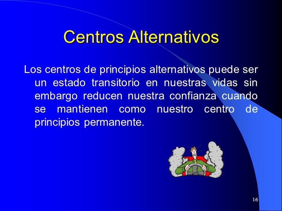 Centros Alternativos