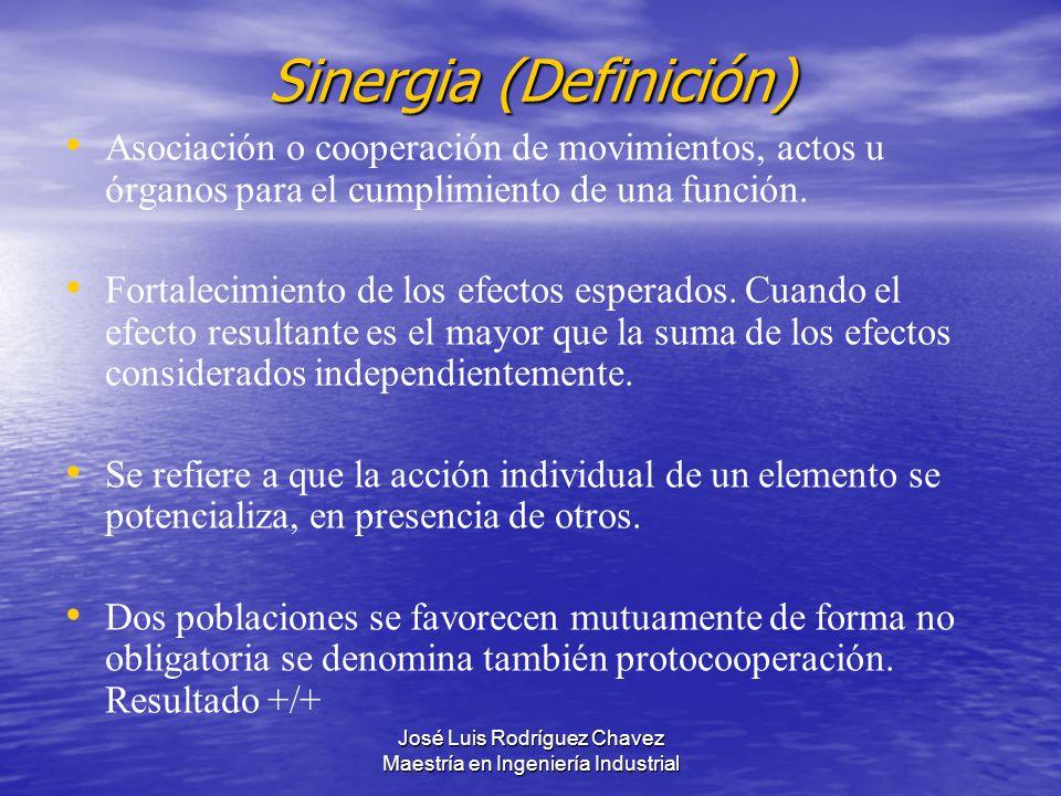 Sinergia (Definición)