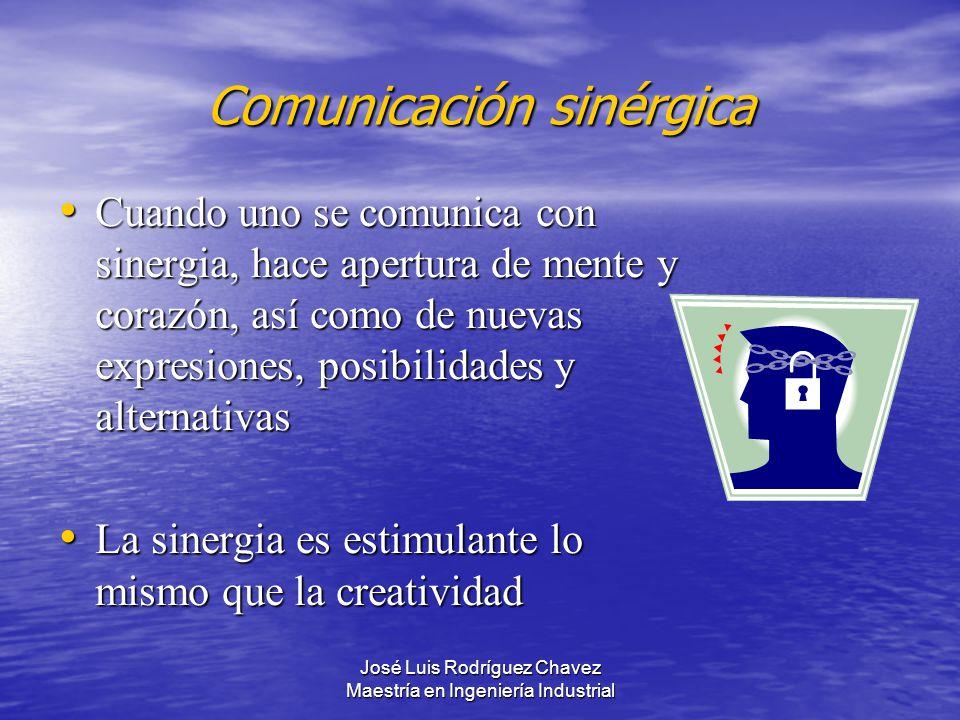 Comunicación sinérgica