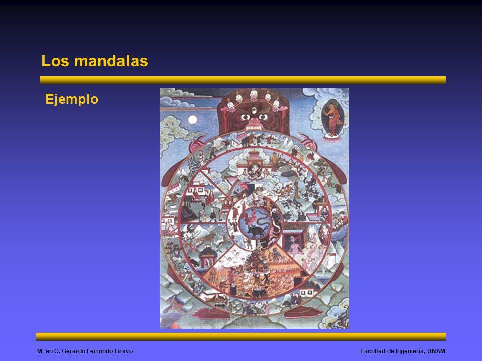 Los mandalas Ejemplo