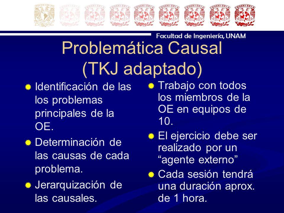 Problemática Causal (TKJ adaptado)