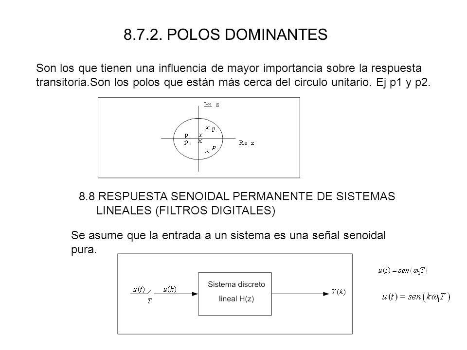 8.7.2. POLOS DOMINANTES