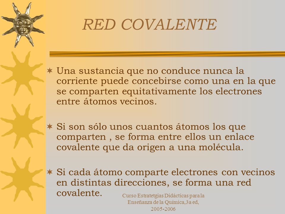 RED COVALENTE
