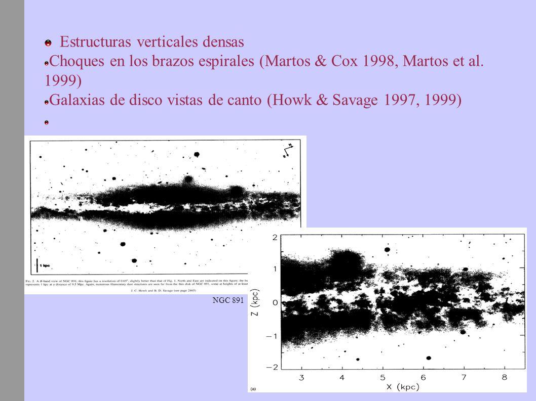 Estructuras verticales densas