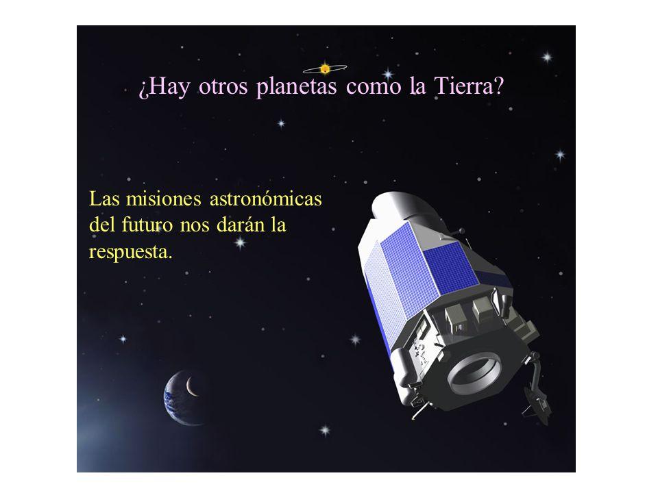 ¿Hay otros planetas como la Tierra