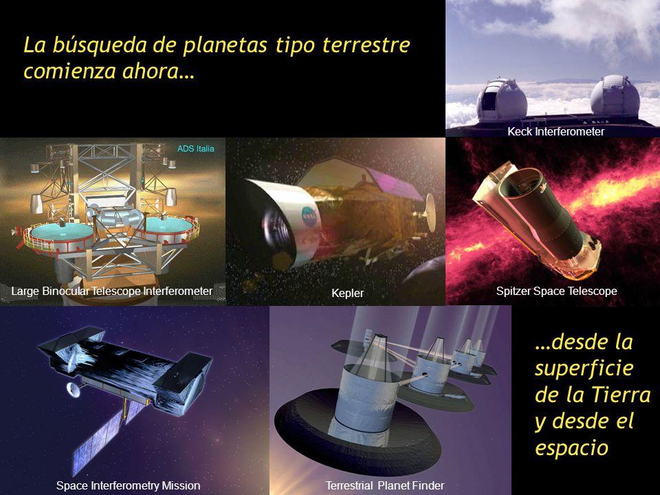 La búsqueda de planetas tipo terrestre comienza ahora…