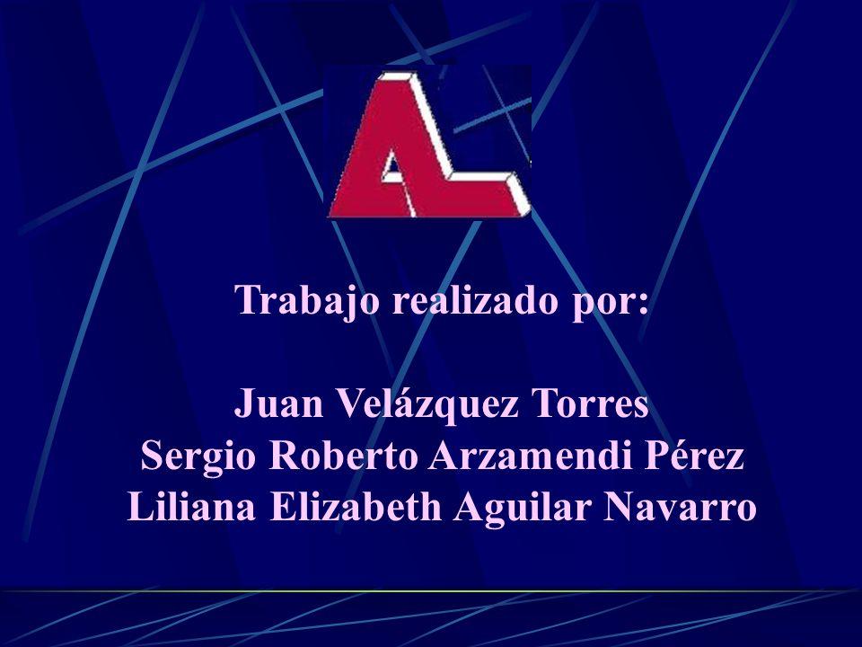 Trabajo realizado por: Juan Velázquez Torres