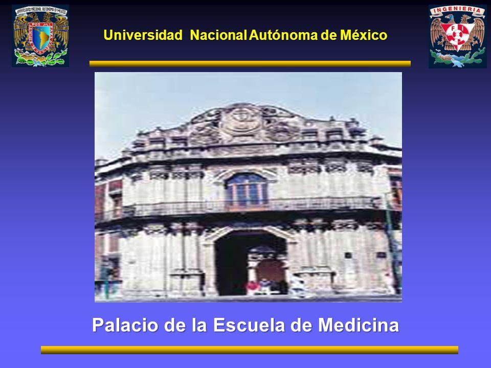 Palacio de la Escuela de Medicina