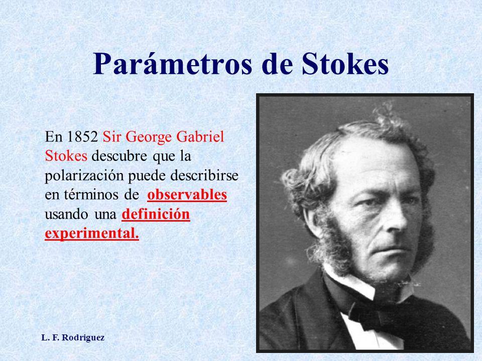 Parámetros de Stokes