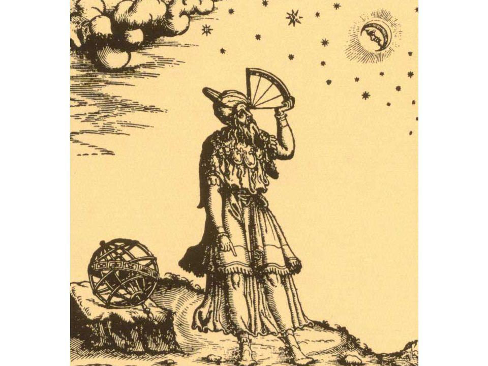 Hasta entonces, el cielo había sido observado solamente a simple vista, aunque ya usando tubos y sextantes de gran tamaño.
