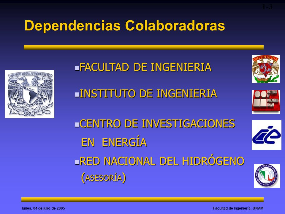 Dependencias Colaboradoras