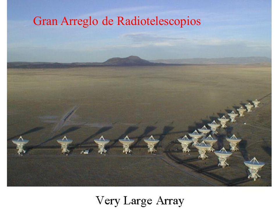 Gran Arreglo de Radiotelescopios