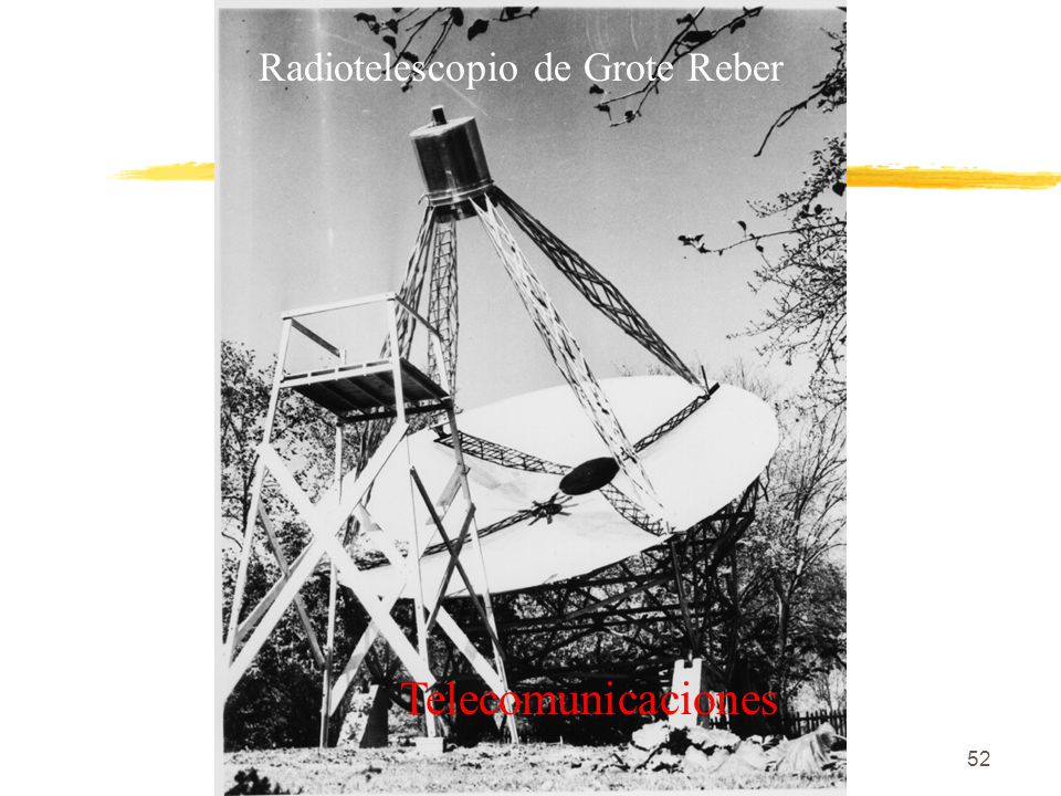 Radiotelescopio de Grote Reber