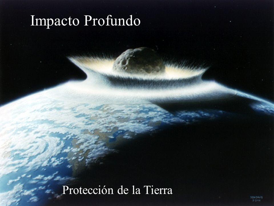 Impacto Profundo Protección de la Tierra