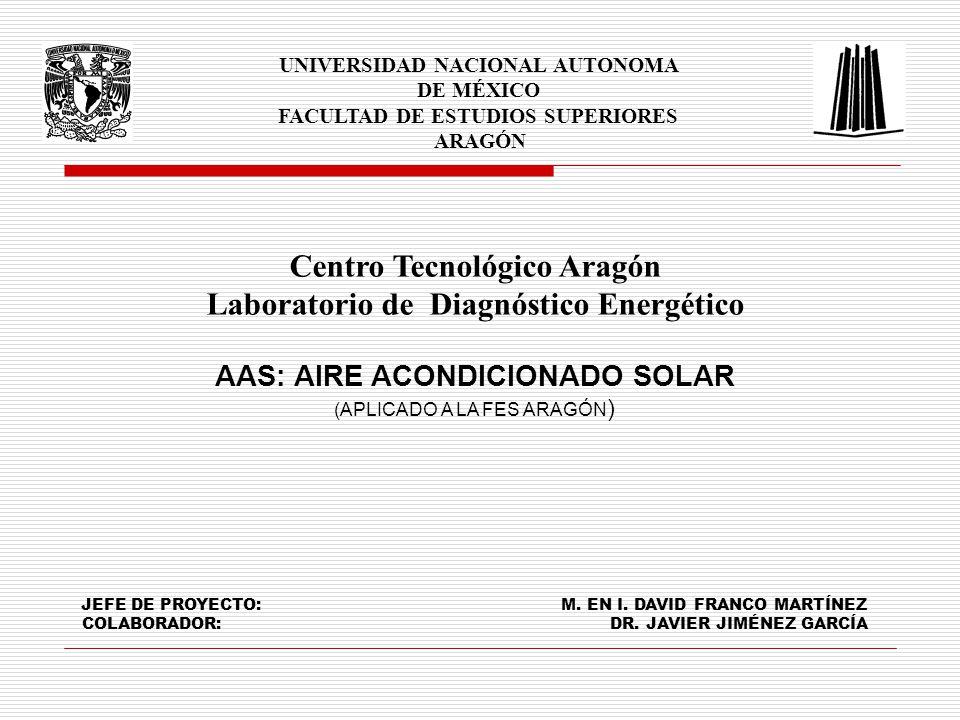 Centro Tecnológico Aragón Laboratorio de Diagnóstico Energético