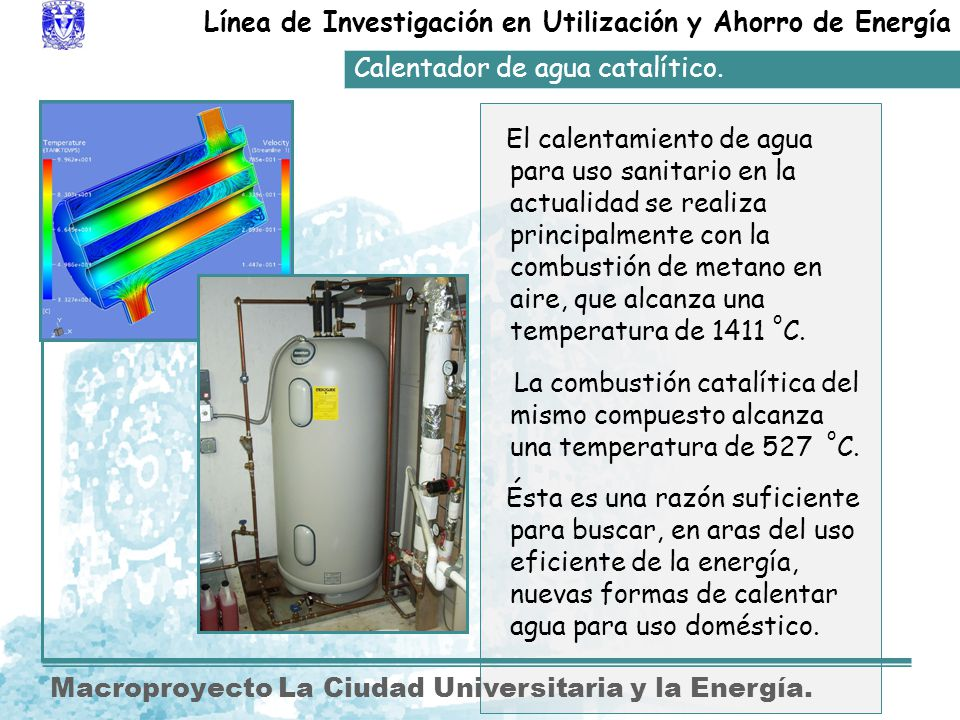 Línea de Investigación en Utilización y Ahorro de Energía