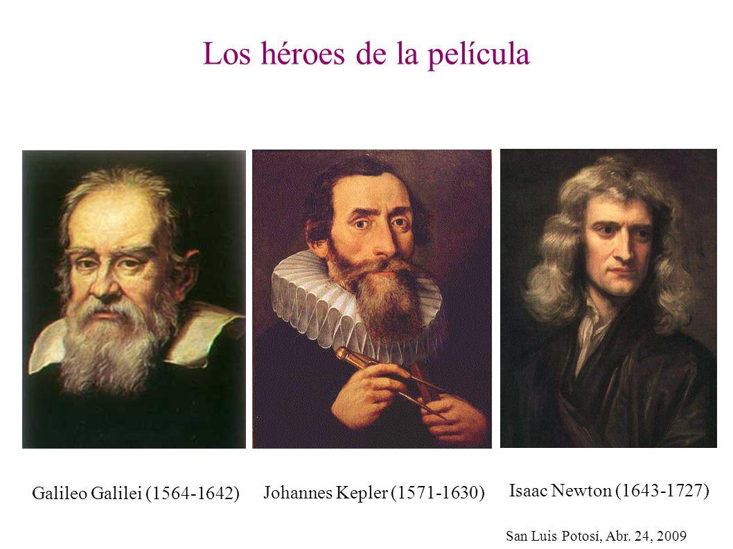 Los héroes de la película