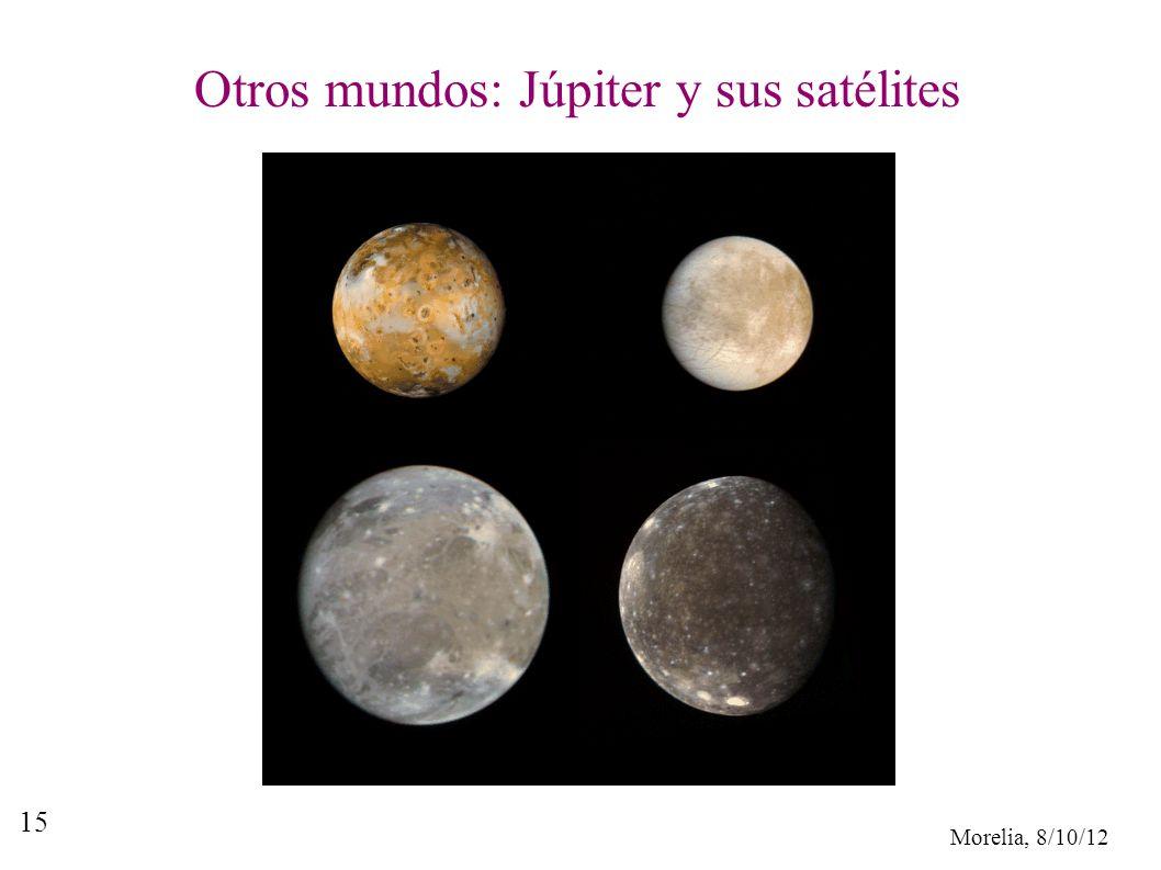 Otros mundos: Júpiter y sus satélites