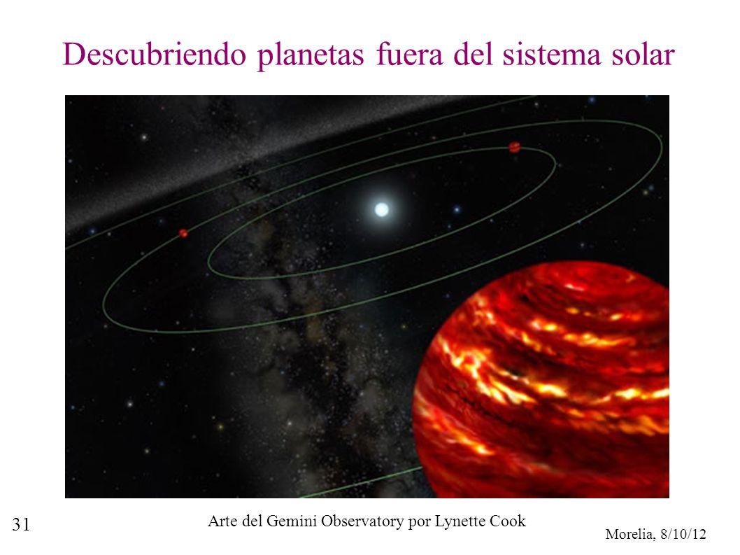 Descubriendo planetas fuera del sistema solar