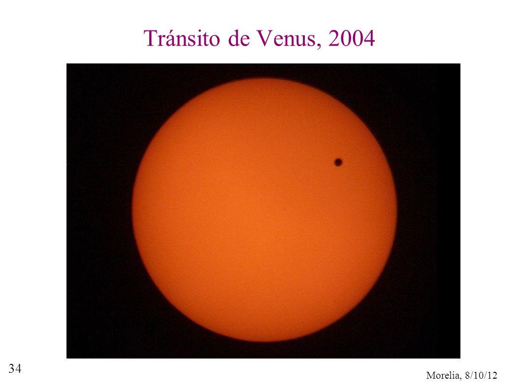 Tránsito de Venus, 2004