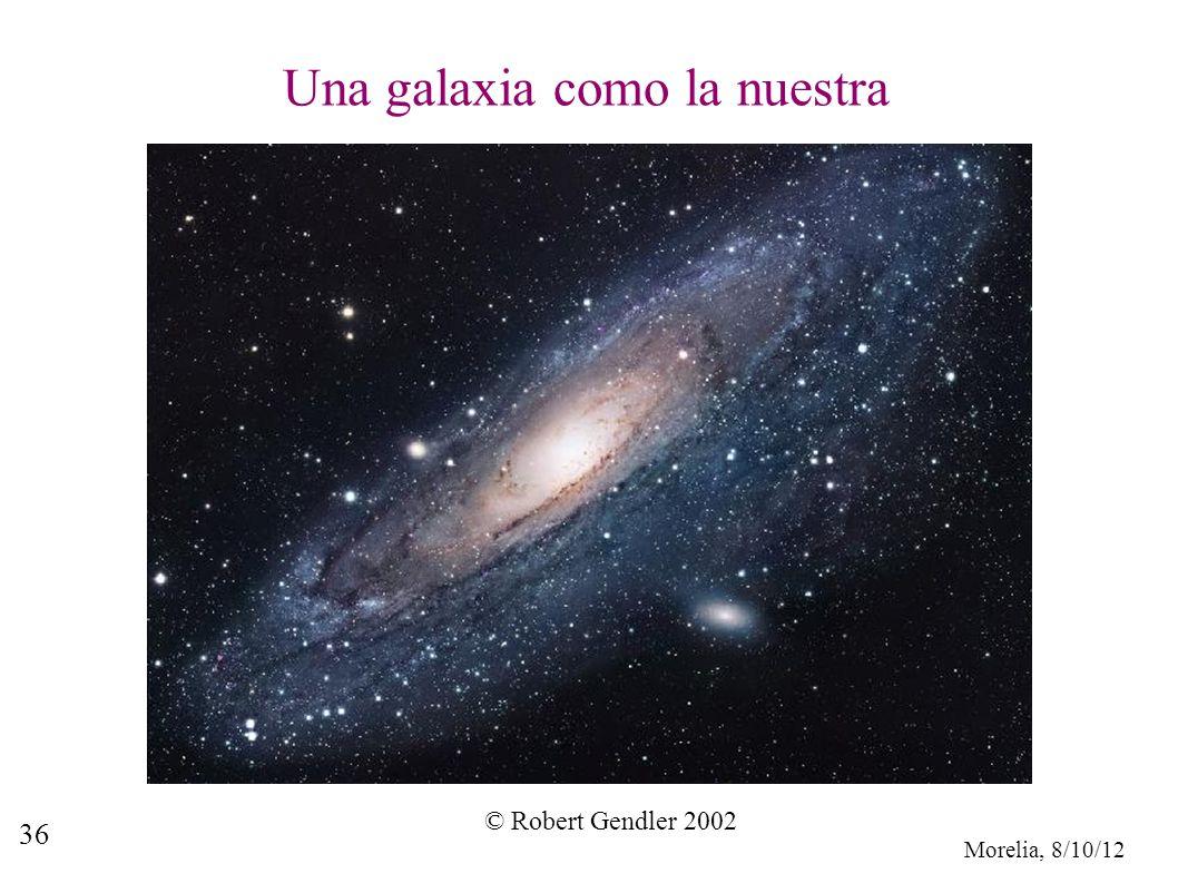 Una galaxia como la nuestra