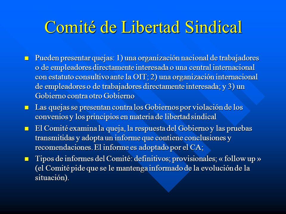 Comité de Libertad Sindical