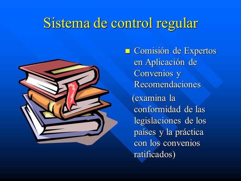 Sistema de control regular