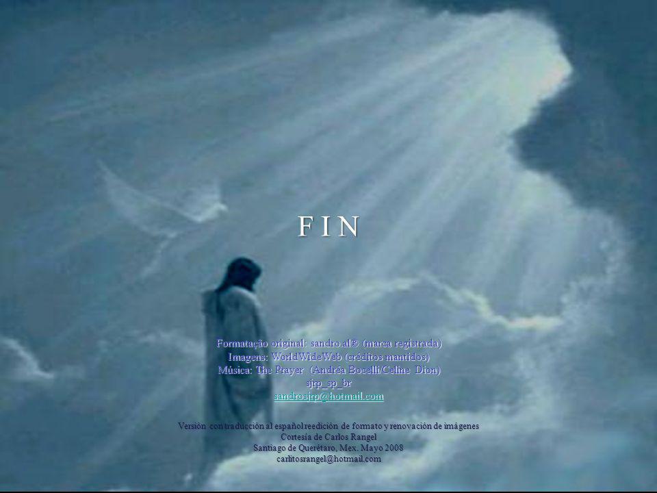 F I N Formatação original: sandro.al® (marca registrada)