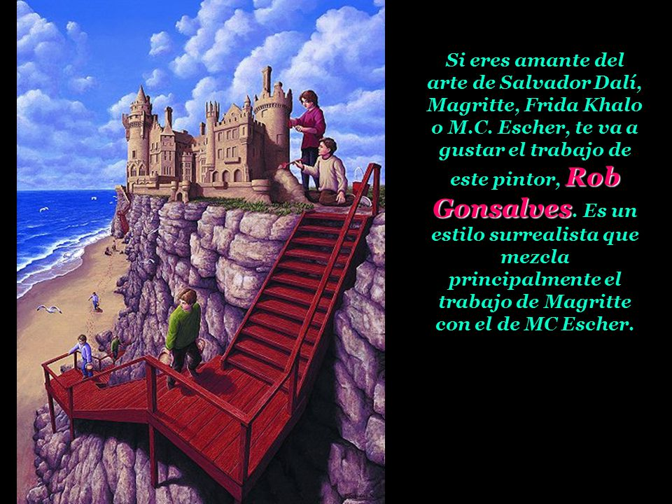 Si eres amante del arte de Salvador Dalí, Magritte, Frida Khalo o M. C
